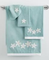"""Avanti Sequin Shells 16"""" x 30"""" Hand Towel"""