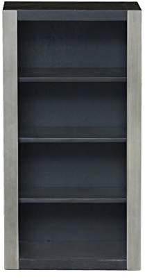 Pulaski Graphite Bookcase