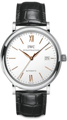 IWC SCHAFFHAUSEN Stainless Steel Portofino Automatic Watch 40mm