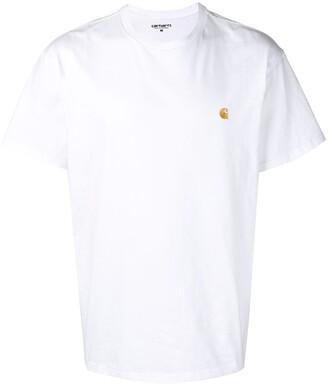 Carhartt Work In Progress logo T-shirt