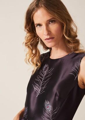 Phase Eight Rosanna Jacquard Dress