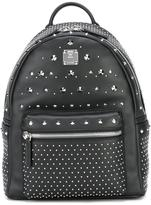 MCM 'Stark' small backpack - women - Leather - One Size