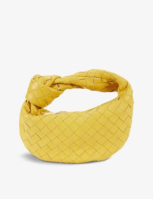Bottega Veneta Jodie Intrecciato mini leather shoulder bag