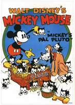 Graham & Brown Mickey Mouse`s Pal Pluto Canvas