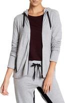 Joe Fresh Melange Knit Zip Hoodie