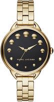 Marc Jacobs Women's Betty Gold-Tone Stainless Steel Bracelet Watch 36mm MJ3494