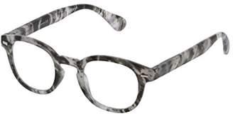 Peepers Unisex-Adult Quarry 2358250 Round Reading Glasses