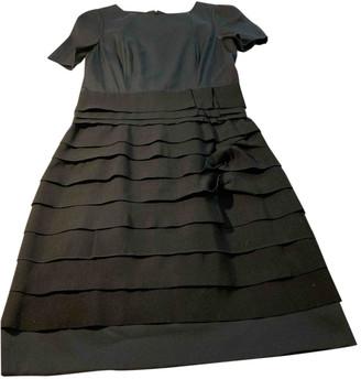 La Perla Navy Cotton Dresses