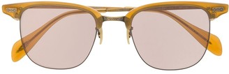 Oliver Peoples Executive unisex clubmaster sunglasses