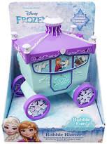 Disney Frozen Carriage Bubble Machine