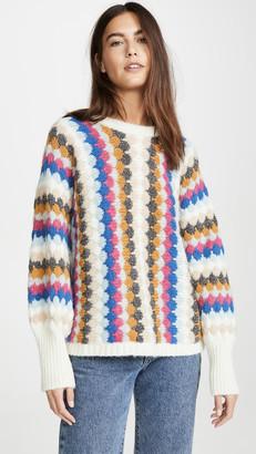 Eleven Paris Six Kara Alpaca Sweater