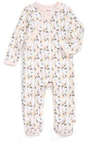 Skip Hop Infant Girl's Boho Footie