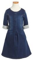 Hudson Girl's Stretch Denim Dress