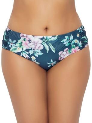 Becca Etc Plus Size Costa Rica Hipster Bikini Bottom