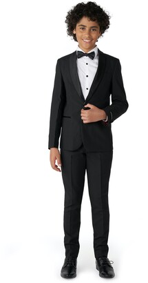 OppoSuits Kids' Jet Set Two-Piece Suit with Tie
