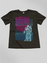 Junk Food Clothing Kids Boys Transformers Tee-jtblk-xl