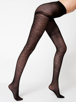 American Apparel Fair Isle Knit Pantyhose