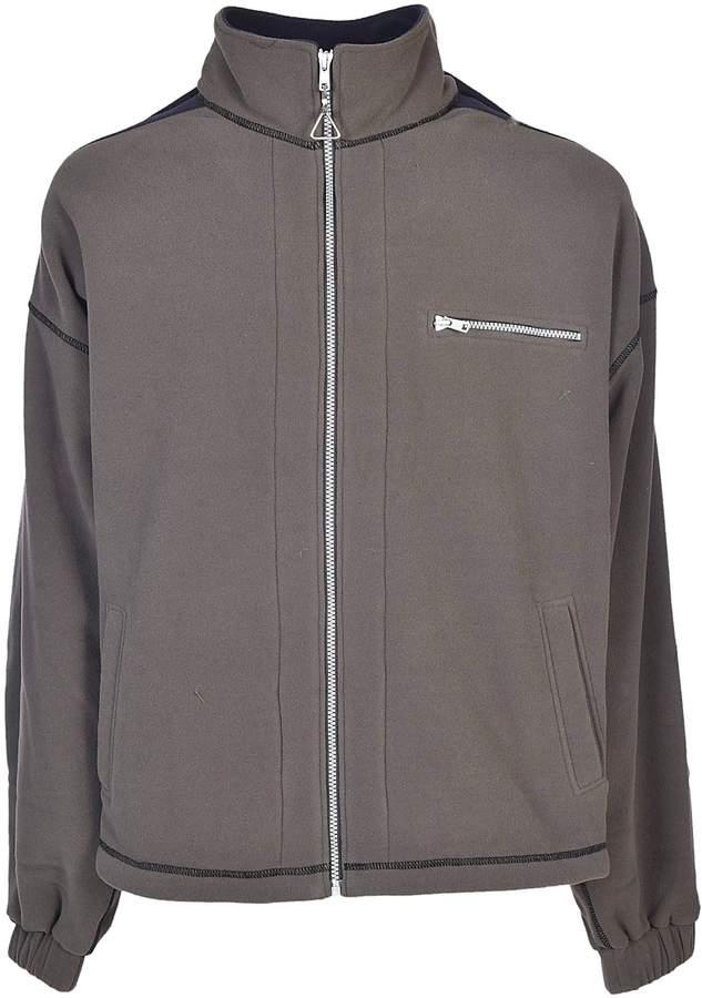 Y/Project Y / Project Double Shoulder Fleece Jacket