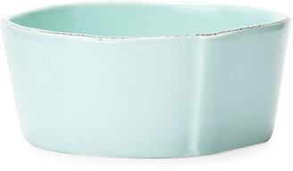 Vietri Lastra Aqua Cereal Bowl