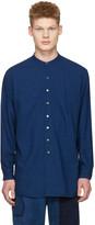 Blue Blue Japan Blue Grandpa Shirt