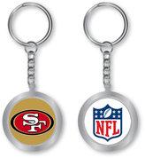 Aminco San Francisco 49ers Spinning Keychain