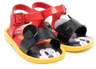 Mini Melissa Mickey Mouse sandals