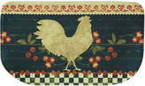 """Bacova Kitchen, Retro Rooster 18"""" x 30"""" Rug"""