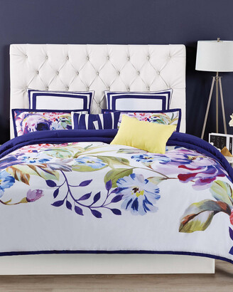 Christian Siriano Garden Bloom Duvet Set