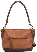 The Sak Indio Small Leather Hobo Bag