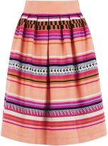 Temperley London Charm A-Line Mini Skirt