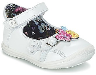 Catimini SITELLE girls's Shoes (Pumps / Ballerinas) in White