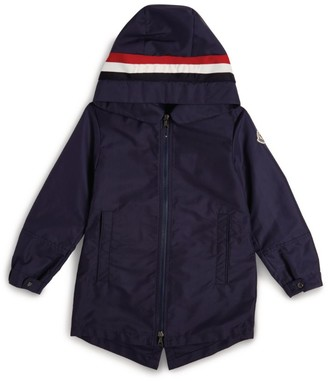 Moncler Kids Ginkgo Long Parka (8-10 Years)