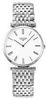 Longines Men's L47094116 La Grande Classique Analog Quartz Stainless Steel Watch by