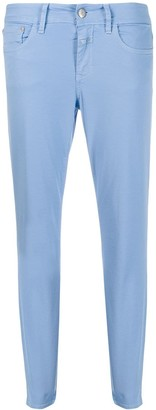 Closed Cropped Slim-Fit Jeans