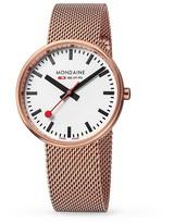 Mondaine SBB Mini Giant Watch, 35mm