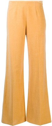 Forte Forte High-Waist Wide-Leg Trousers