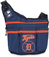 Diaper Dude MLBTM Tigers Messenger Diaper Bag