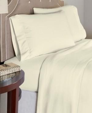 Celeste Home Luxury Weight Cotton Flannel Sheet Set Queen Bedding