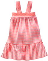 Osh Kosh Toddler Girl Striped Drop-Waist Dress