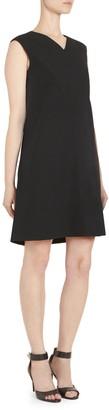 Givenchy Sleeveless Wool Shift Dress