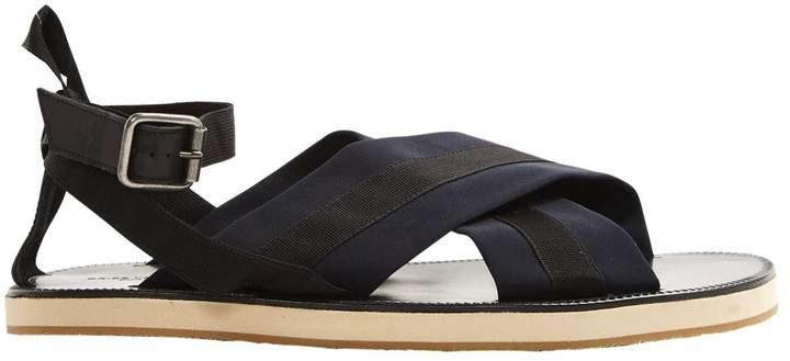 Dries Van Noten Cloth sandals