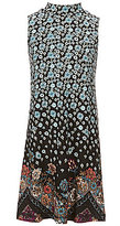 O'Neill Big Girls 7-16 Lina Mixed-Media Dress