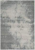Momeni Cracked Concrete Rectangular Rug