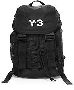 Y-3 Men's XS Mobility Logo Backpack