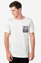 On The Byas Wilson Leafy Pocket T-Shirt