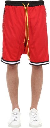 Norwood Chapters Nor Cotton Basketball Shorts