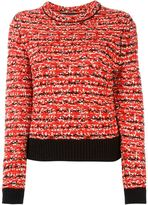Rag & Bone textured knit jumper