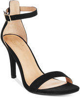 Material Girl Blaire Two-Piece Dress Sandals, Only at Macy's