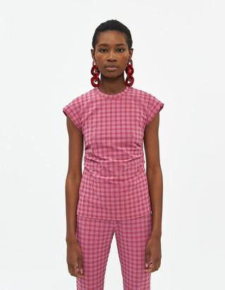 Rachel Comey Women's Dusk T-Shirt in Pink, Size 2