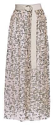 Rachel Comey Women's Fetes Frame Long Tulle Skirt